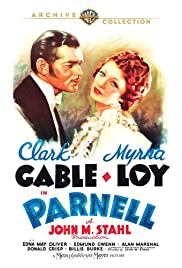 Parnell (1937) Poster - Movie Forum, Cast, Reviews