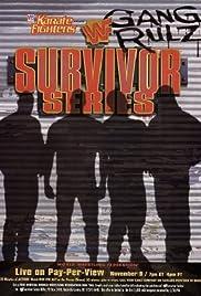 Survivor Series(1997) Poster - TV Show Forum, Cast, Reviews