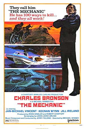 The Mechanic Poster Image
