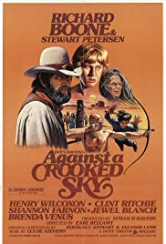 Against a Crooked Sky (1975) Poster - Movie Forum, Cast, Reviews