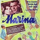 Giorgia Moll and Bubi Scholz in Marina (1960)