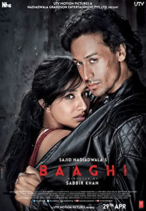 Permalink to Movie Baaghi (2016)