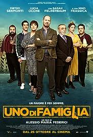 Uno di famiglia Poster