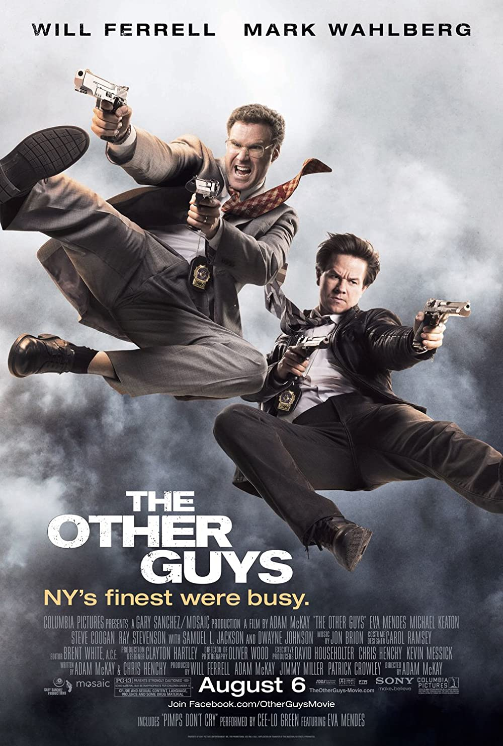 The other guys actor