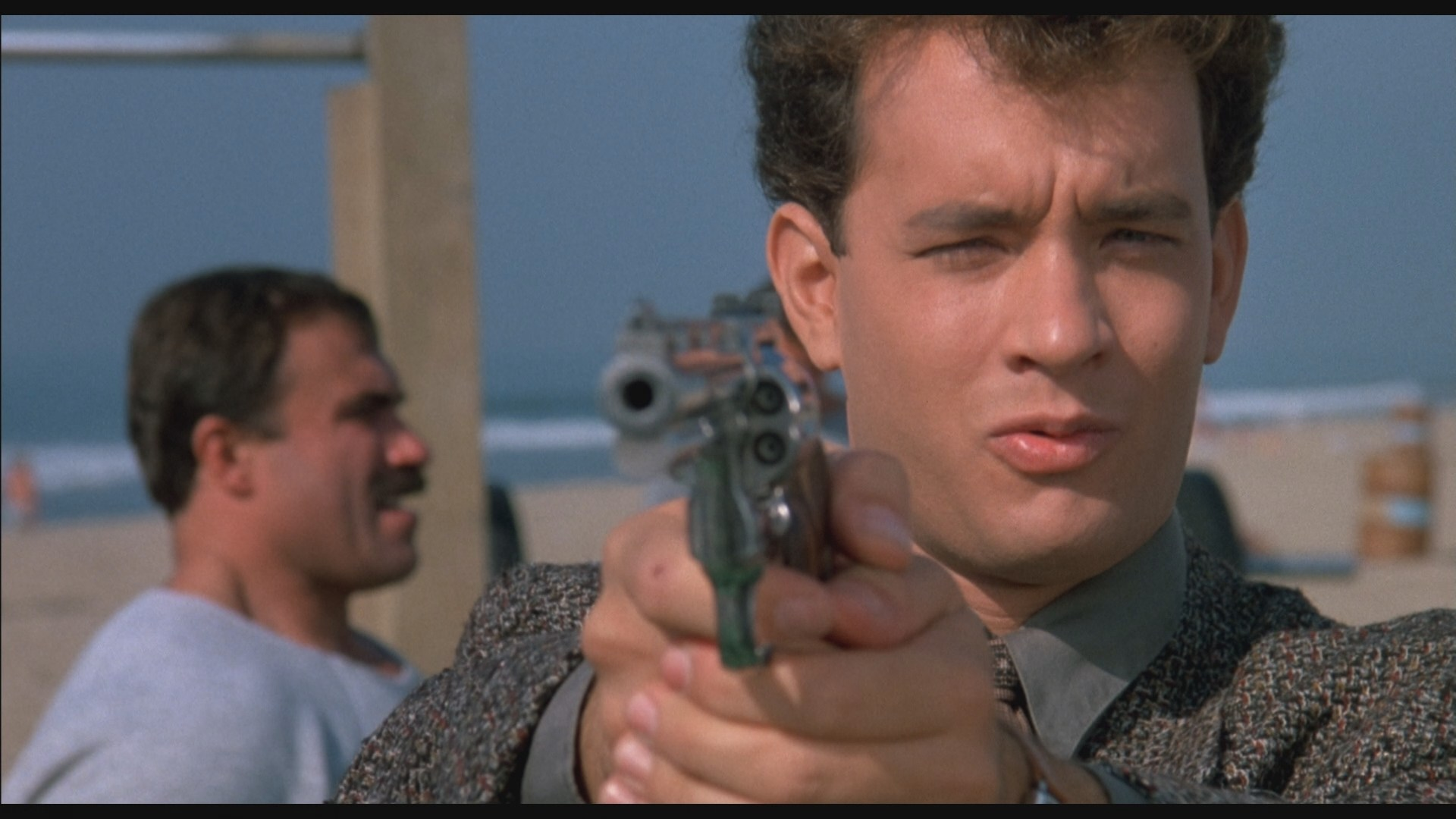 Tom Hanks in Dragnet (1987)