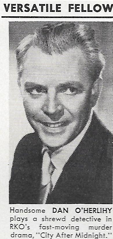 Dan O'Herlihy in That Woman Opposite (1957)