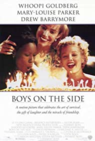 Drew Barrymore, Whoopi Goldberg, and Mary-Louise Parker in Boys on the Side (1995)