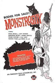 Monstrosity Poster - Movie Forum, Cast, Reviews