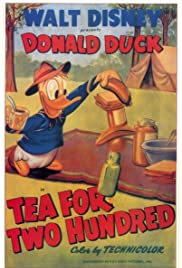 Tea for Two Hundred Poster