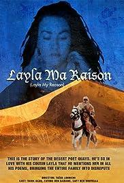 Layla, Ma Raison Poster