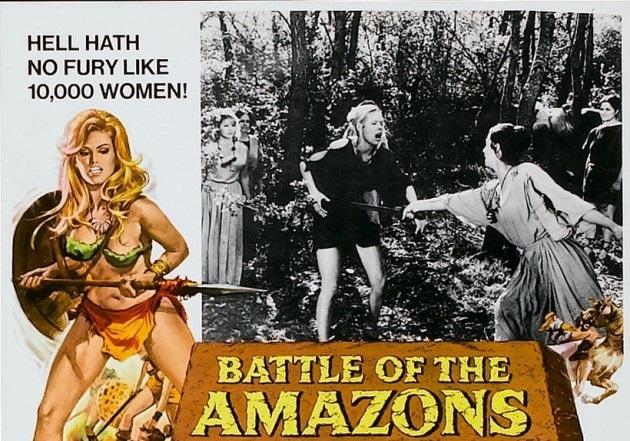 Le Amazzoni - Donne d'amore e di guerra (1973)