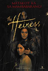 Maricel Soriano and Janella Salvador in The Heiress (2019)