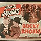 Stanley Fields, Buck Jones, Walter Miller, and Jack Rockwell in Rocky Rhodes (1934)