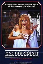 School Spirit(1985) Poster - Movie Forum, Cast, Reviews