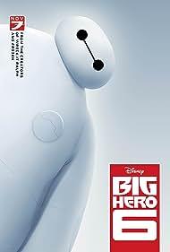 Scott Adsit in Big Hero 6 (2014)