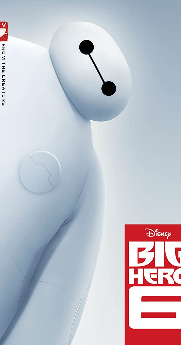 Galingasis 6 / Big Hero 6 (2014) Online