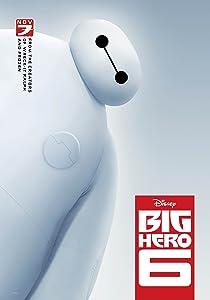 Netflix movies Big Hero 6 by Rich Moore [WQHD]