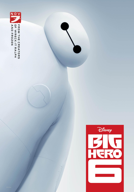 Big Hero 6 (2014) BluRay 720p & 1080p