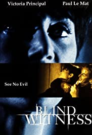 Blind Witness Poster