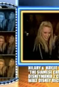 Primary photo for Hilary & Haylie Duff: The Siamese Cat Song