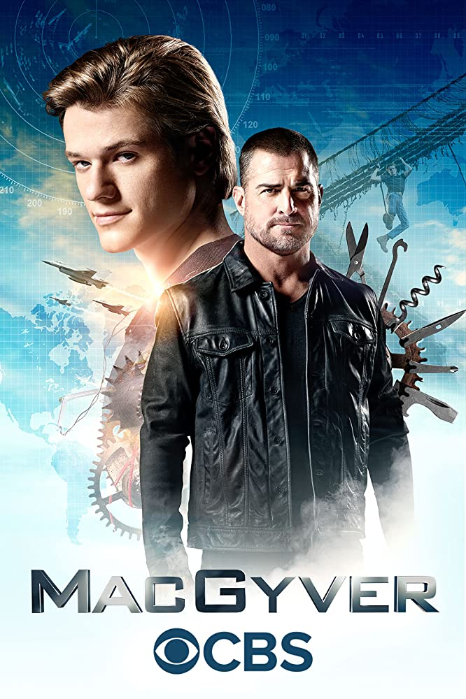 MacGyver S4 (2020) Subtitle Indonesia