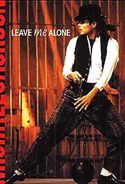 Michael Jackson: Leave Me Alone Poster