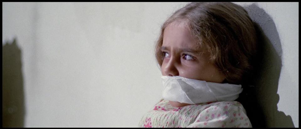Cinzia De Carolis in Il gatto a nove code (1971)