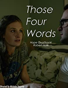 Watching new movies Those Four Words [2k]
