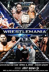 Primary photo for WrestleMania 23