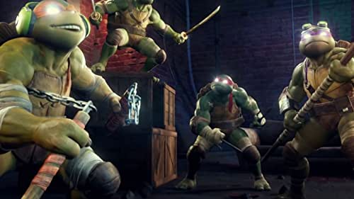 SMITE: Teenage Mutant Ninja Turtle Announcement Trailer
