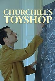 Churchill's Toyshop Poster