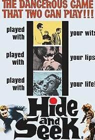 Ian Carmichael, Curd Jürgens, and Janet Munro in Hide and Seek (1964)