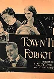 The Town That Forgot God Poster