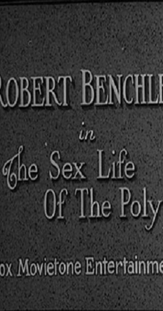 The Sex Life of the Polyp (1928)
