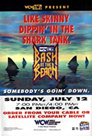 WCW/NWO Bash at the Beach Poster