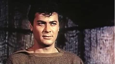 Image result for tony curtis as antoninus in spartacus