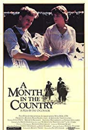 A Month in the Country Poster