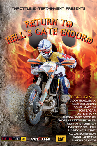 Return to Hell's Gate Enduro on FREECABLE TV
