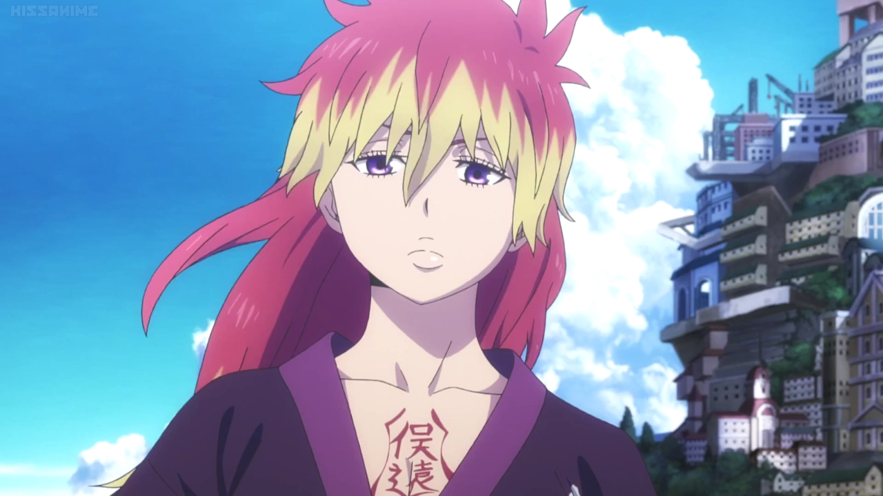 shura blue exorcist