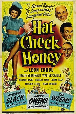 Edward F. Cline Hat Check Honey Movie