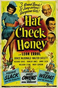 Hat Check Honey USA