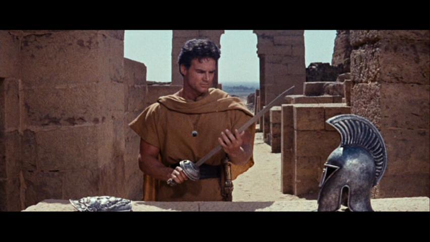 Steve Reeves in Il figlio di Spartacus (1962)
