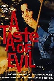A Taste of Evil (1971) Poster - Movie Forum, Cast, Reviews