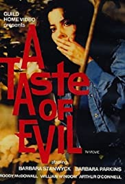 A Taste of Evil (1971) Poster - Movie Forum, Cast, Reviews