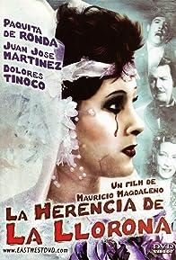 Primary photo for La herencia de la Llorona