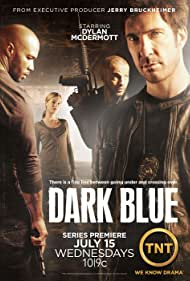 Dylan McDermott, Nicki Aycox, Omari Hardwick, and Logan Marshall-Green in Dark Blue (2009)