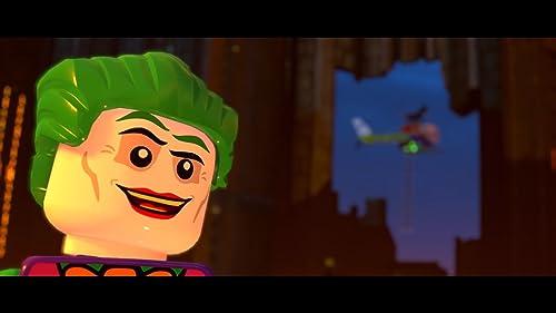 Official LEGO® DC Super-Villains Launch Trailer