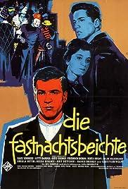 Die Fastnachtsbeichte Poster