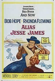 Bob Hope and Rhonda Fleming in Alias Jesse James (1959)