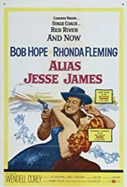 Alias Jesse James (1959) Poster - Movie Forum, Cast, Reviews